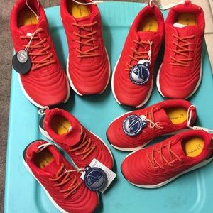 ZARA KIDS SHOES. RED COLOR. BRAND NEW. Big boys